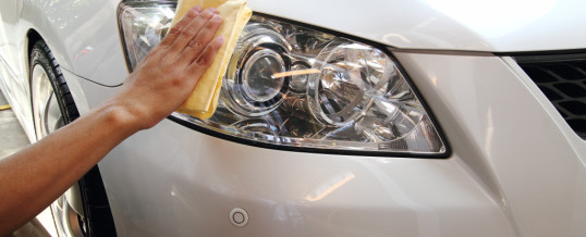 Spring is the Time for Headlight Restoration!